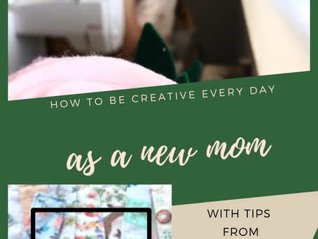 Finding Creative Moments in the Every Day with Etsy Seller Elisabeth Bennett