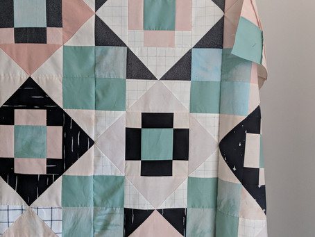Pattern Review: Then Came June's Meadowland Quilt