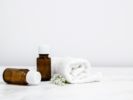 Integrating Natural Living into a Creative Business: Part One, Essential Oils