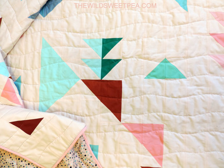 Meet the Fleetwood Quilt + A Fabric Giveaway