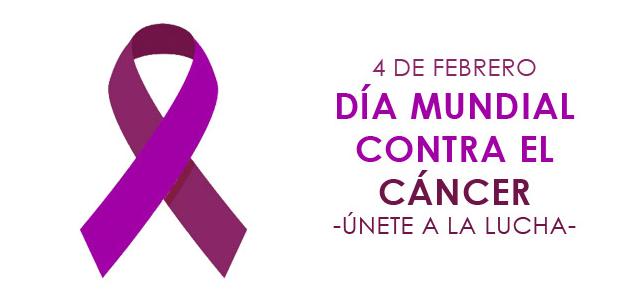 4 de febrero, lucha contra el cáncer
