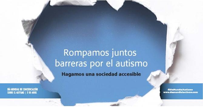 Campaña Autismo