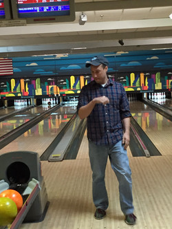 James bowling