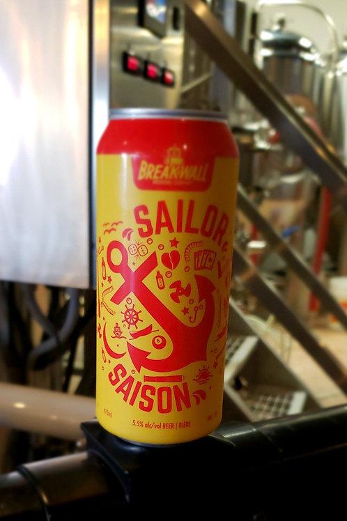 Breakwall Sailor Saison    5.5%
