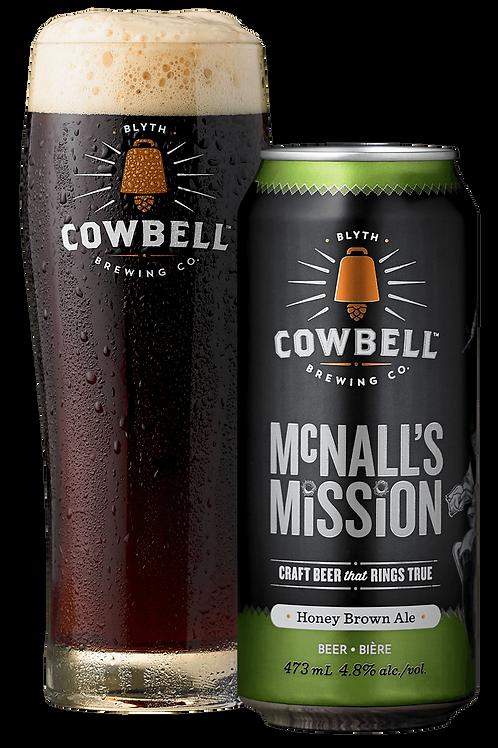 Cowbell Honey Brown Ale   6.8%
