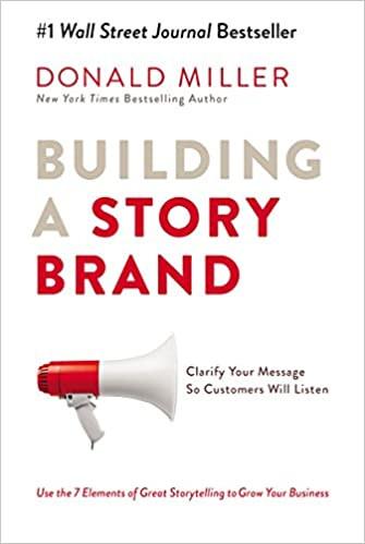Building a StoryBrand il libro da leggere per far crescere il tuo brand
