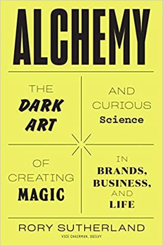 Alchimia: l'arte oscura e la curiosa scienza della creazione di magia nei marchi, negli affari e nella vita