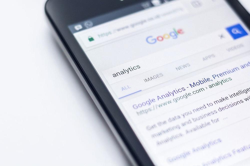analizzare i dati con le analytics google