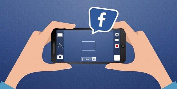 clip art smartphone per live su facebook