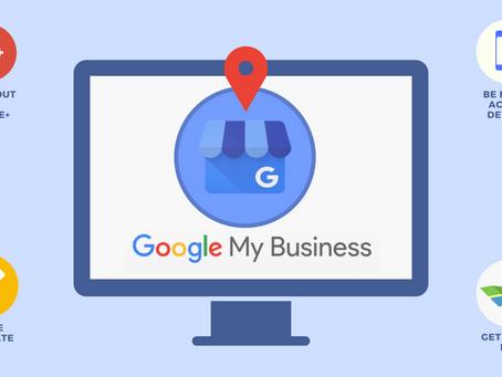 Come inserire la tua attività su Google My Business