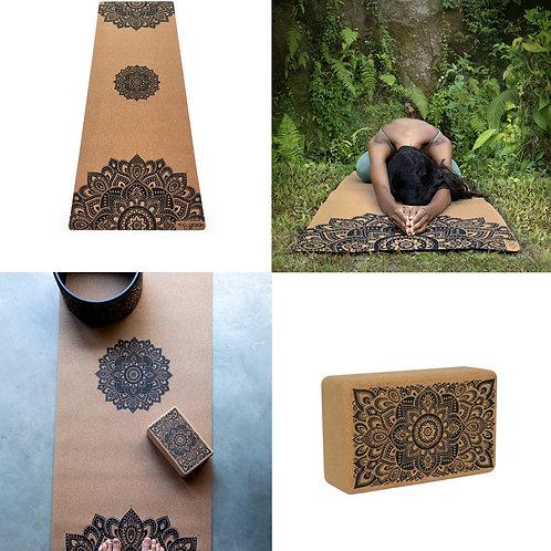 3.5mm Cork Tapis de Yoga