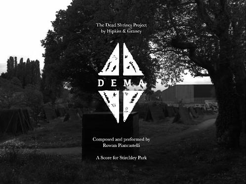 The Dead Shrines Project by Rowan Piancastelli