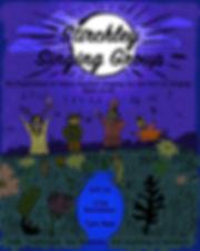 stirchley singing group poster november.