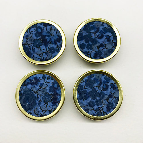 Fabric covered buttons13