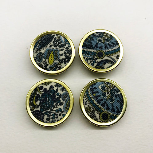 Fabric covered buttons10