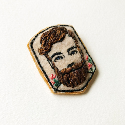 Bearded Man 07