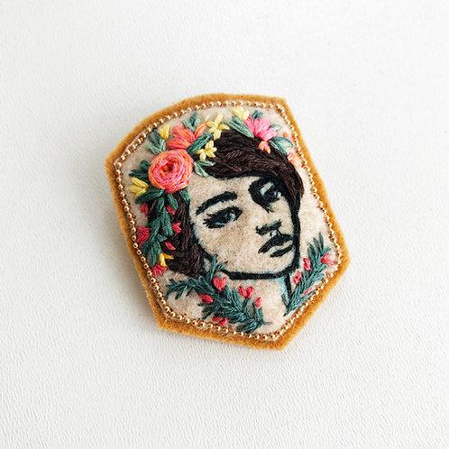 Reserved for Kara -Botanical Girl 10