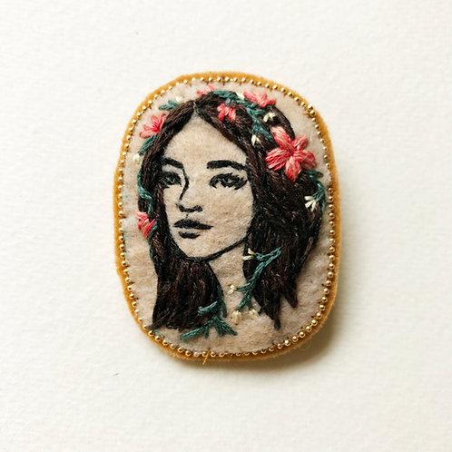 Botanical Girl 11