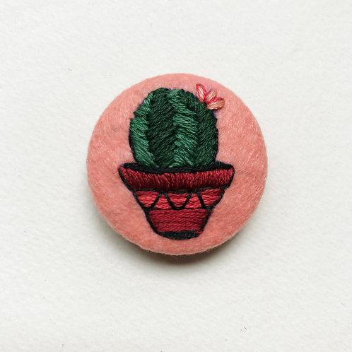 Cactus button 07