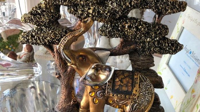 Unique Elephant Ornament