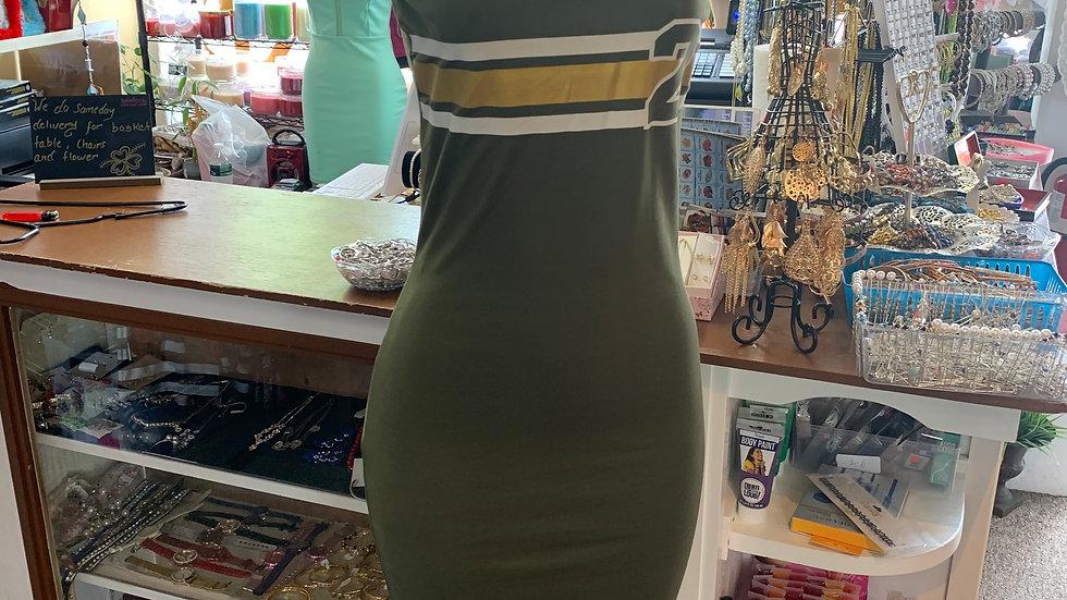 Love Spaghetti Strap Dress