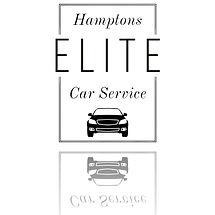 Hamptons Elite Car Service Logo Design i