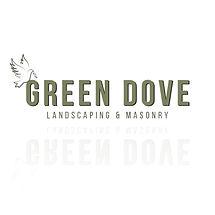 Logo Design in the Hamptons Green Dove L