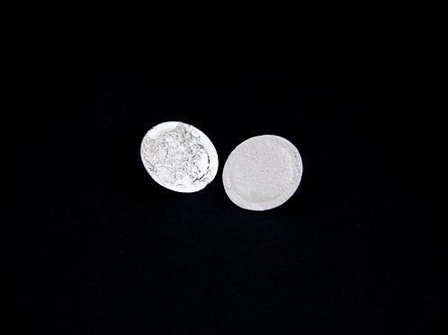 Boucles d'oreilles Vesta XL - argent 925