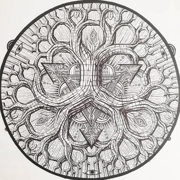 """Treenity"" prints available soon"