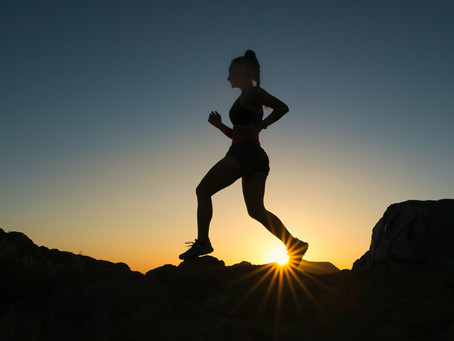 Running Toward, Not Away