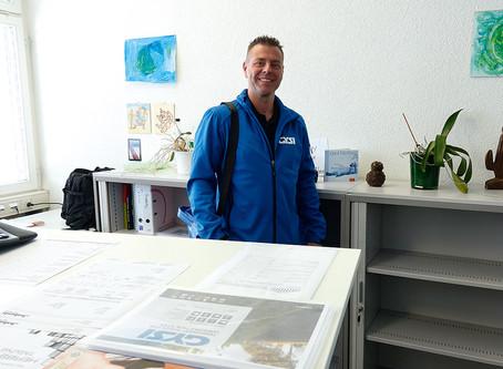 Willkommen in unserem Team:  Thomas Reber