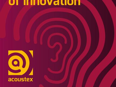 Unser mobiler Lärmschutz an der acoustex Messe in Dortmund