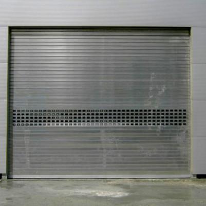 Rolltor Aluminium