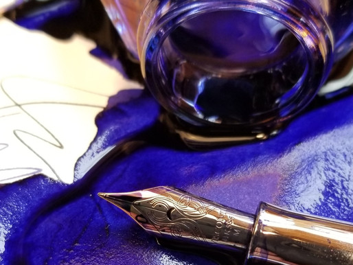 The color of my ink: Navigating my way out of Covid.