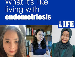 What It's Like Living With Endometriosis (As featured in For Life Magazine)