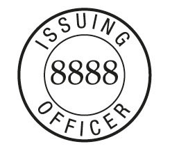 #6A Issuing Officer