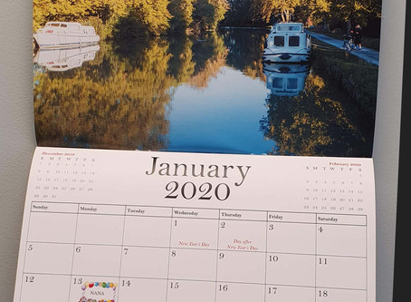 Create Your Own Custom Calendar Online