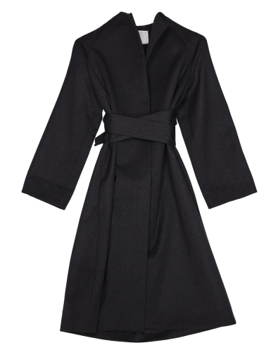 Raglan Wrap Coat