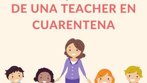 Story Time de una Teacher en Cuarentena