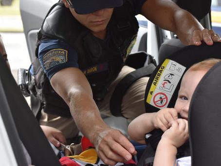 Como prevenir acidentes mais comuns com crianças!