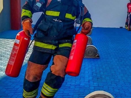 Aprendendo um pouco sobre Extintores