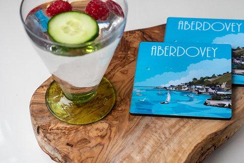 Aberdovey Drinks Coaster