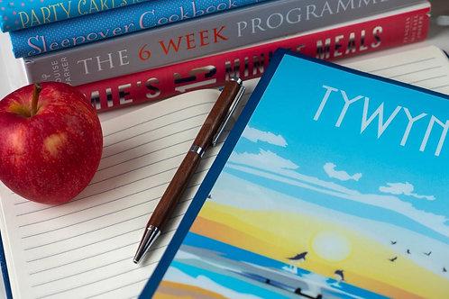 Tywyn Notebook