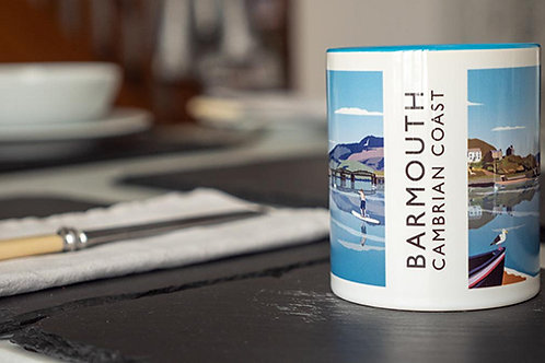 Barmouth Bridge Mug