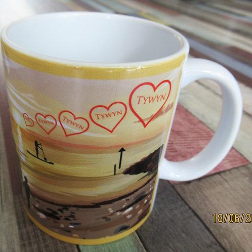 Love Tywyn Mug