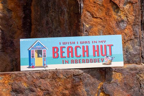 Aberdovey Beach Hut