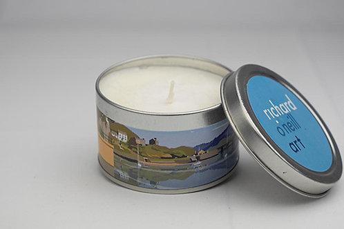 Barmouth Bridge Candle