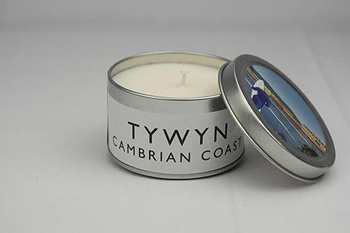 Tywyn Beach Candle