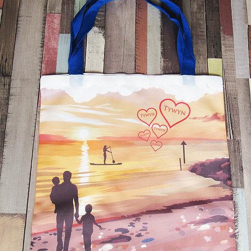 Love Tywyn Tote Bag