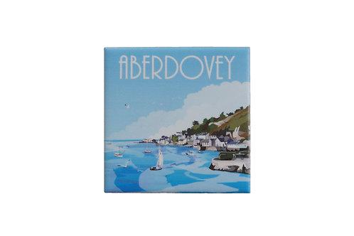 Aberdovey Ceramic Fridge Magnet